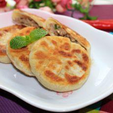 香菇猪肉烙饼