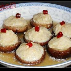 鸡蓉豆腐酿香菇的做法