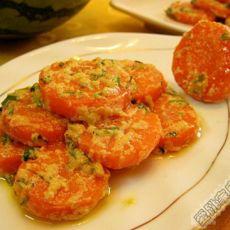 意大利式牛奶胡萝卜