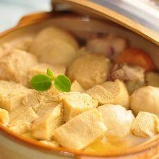 冻豆腐丸子沙锅