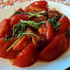 烧肉烩番茄