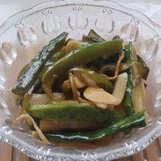 腌黄瓜-缤纷夏日夏季饮食