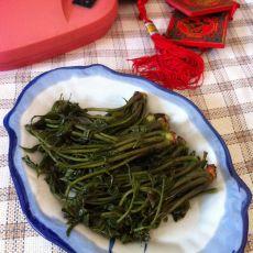 腌香椿芽咸菜