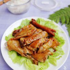 酱香盐焗鸡的做法