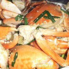 姜葱�h肉蟹