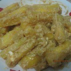 咸蛋黄�h南瓜的做法