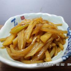 清炒土豆丝的做法步骤