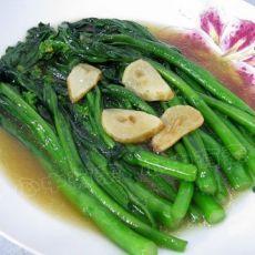 清炒油菜花