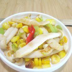 炒杂蔬的做法