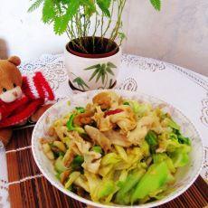 大头菜爆海螺的做法