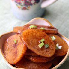 超下饭的红烧土豆片