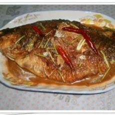 红烧桂鱼的做法