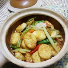 红烧玉子豆腐的做法