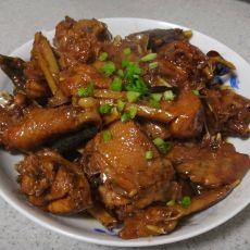 红烧大公鸡