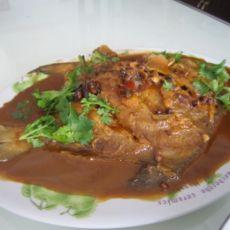 红烧平鱼--父亲节的菜