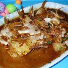 红烧鱼肉的做法