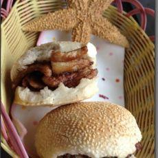 红烧肉光饼夹