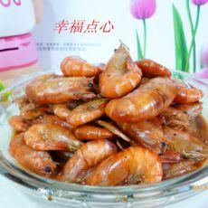 红烧螺丝虾