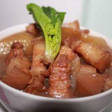 萝卜红烧肉