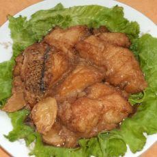 红烧鳕鱼的做法