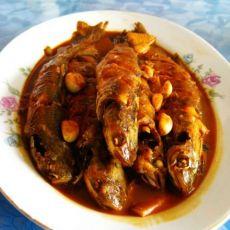 孕妈妈的家常饮食--红烧梭鱼