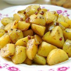 干煸椒麻小土豆