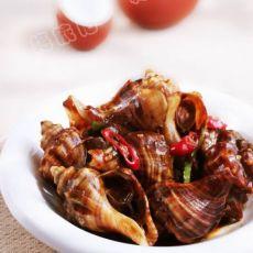 酱爆海螺的做法