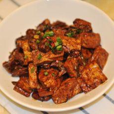 酱烧老豆腐的做法
