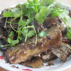 酱烧秋刀鱼的做法