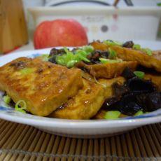 酱烧大豆腐的做法