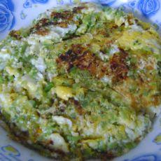 鸡蛋焖苦瓜