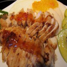 柠檬蜜汁鸡胸肉
