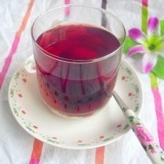 洛神花果皮茶