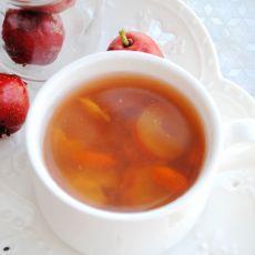 山楂枸杞茶的做法