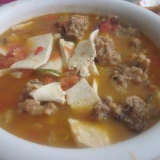 西红柿酥鸡汤