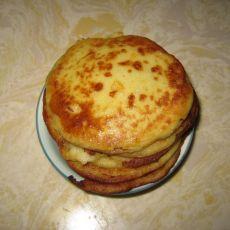 鸡蛋豆渣饼
