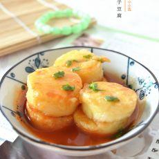 酸甜玉子豆腐的做法