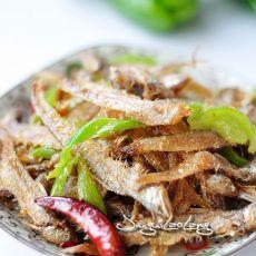 香辣刨花鱼的做法