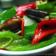 辣椒炒黄鳝的做法