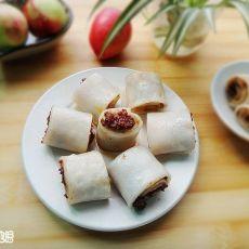 肉酱卷饵块