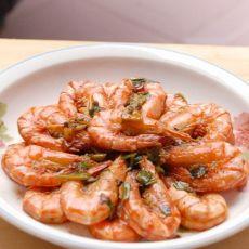 香辣吮指虾的做法