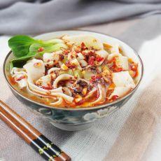 麻辣荞麦小面的做法