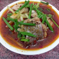 麻辣片片鱼的做法