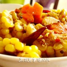 麻辣水煮玉米