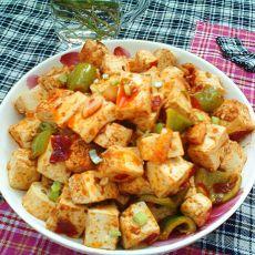 简易版麻婆豆腐的做法