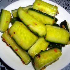 麻辣黄瓜条