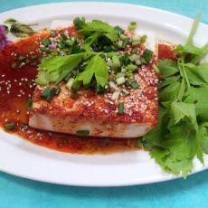 凉拌麻辣豆腐的做法