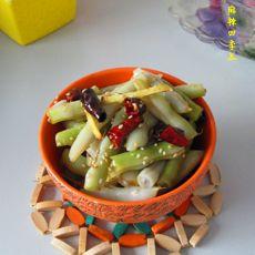 麻辣四季豆