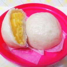 香甜奶黄包