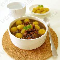 地瓜圆汤的做法
